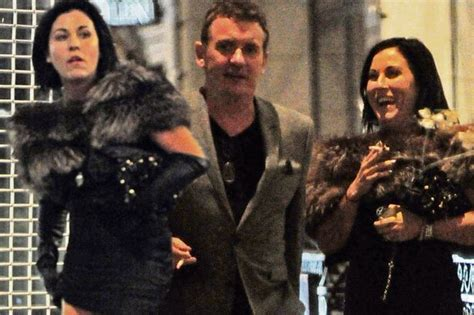 Jessie Wallace and Shane Richie enjoy night in the Smoke