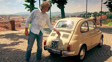 Fiat 500 - The Original Small Car - James May's Cars Of