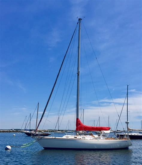 1974 Carter 39 Offshore - 2002 diesel Sail Boat For Sale