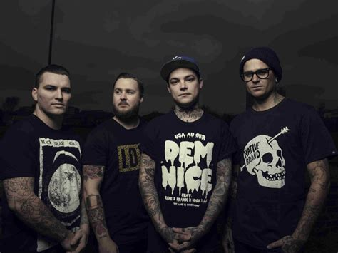 The Amity Affliction – laut