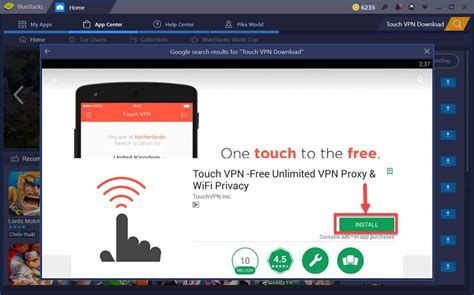 How To Install Touch VPN on PC (Windows 10/8/7) - Windows