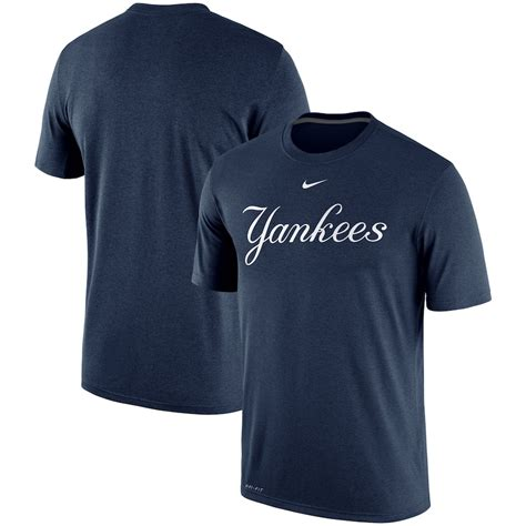 New York Yankees Nike Legend Primary Logo Performance T