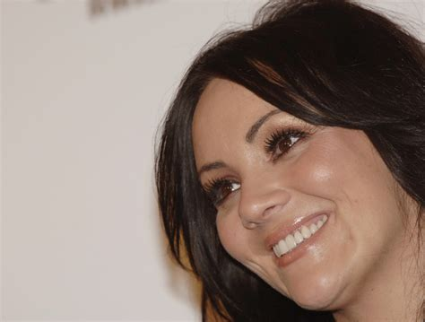 EastEnders' Tiffany Goes Bust - Martine McCutcheon Bankrupt