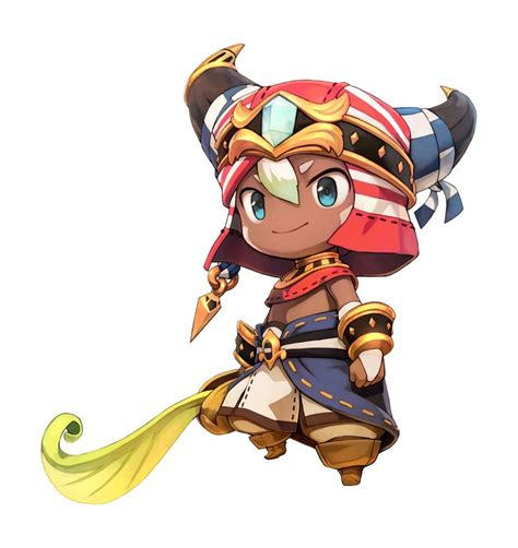 Ever Oasis: release date, more details, concept-art