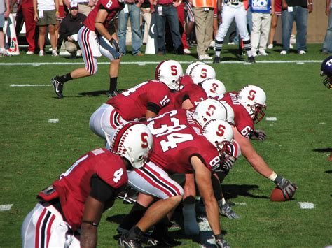 Analyzing the Stanford Cardinal - Bruins Nation