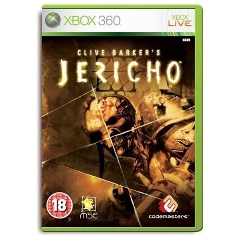 Xbox 360 Clive Barker's Jericho #Steelbook Special Edition