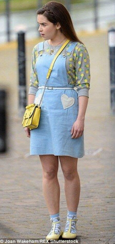 Love the outfits from Me Before You #mebeforeyou | Quirky