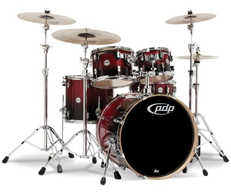 PDP Pacific Concept Maple 5pc - Just Drums