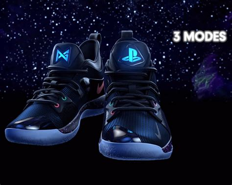 Nike Reveals PG-2 PlayStation Colorway Shoes