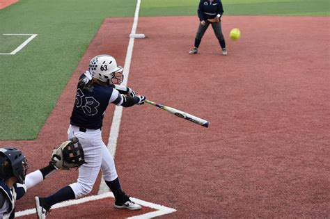 Penn State DuBois softball team plays in 2019 conference