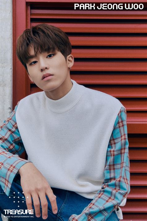 Jeongwoo (TREASURE) Profile and Facts (Updated!)