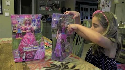 Girl Toy Review: Barbie Princess And The Popstar - Keira
