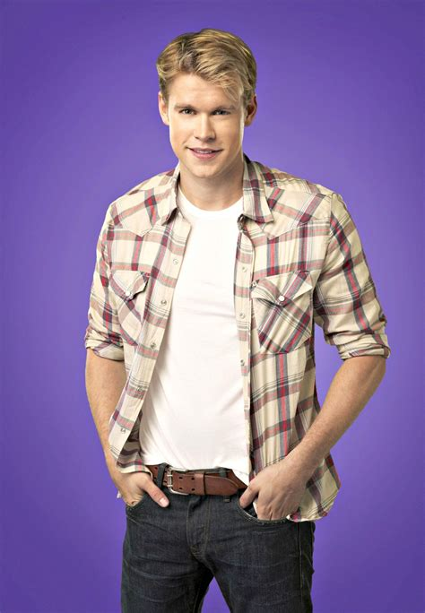 Chord Overstreet Tells Us the Insult He's OK With and His
