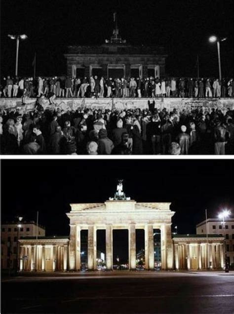 Berlin Wall: Before and Today (24 pics) - Izismile