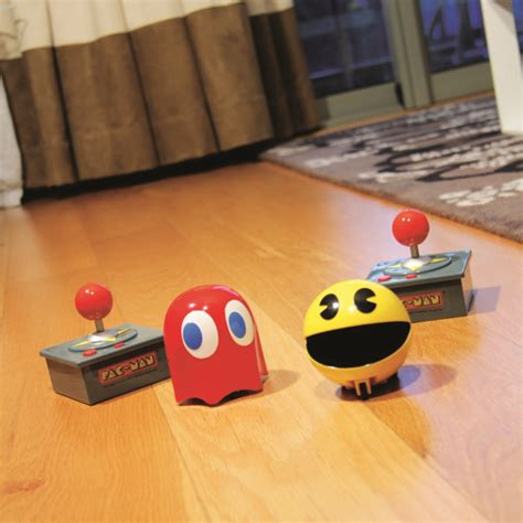 Pac-Man Remote Control Pac-Man and Ghost Racers Toys | Zavvi