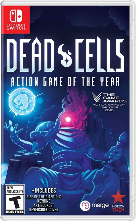 Dead Cells Release Date (Switch, PS4)