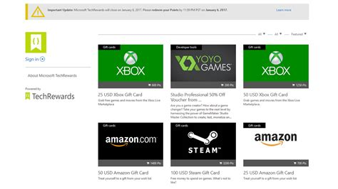 The Microsoft TechRewards Program Is Officially No More