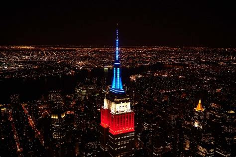 Tower Lighting 2018-05-25 00:00:00 | Empire State Building