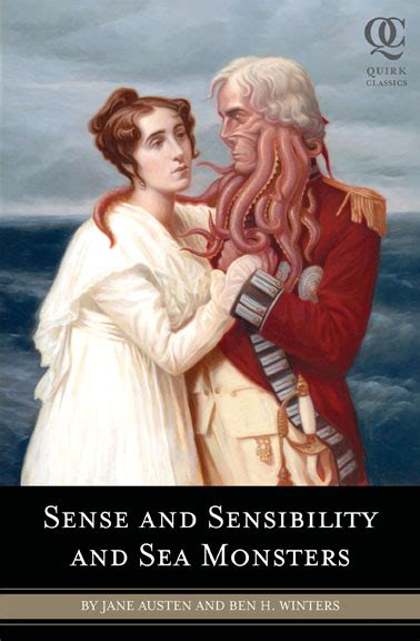 Sense and Sensibility and Sea Monsters   Quirk Books