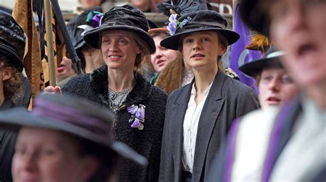 'Suffragette' Review: Carey Mulligan Fights for Women's