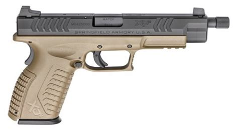 SPRINGFIELD ARMORY XD(M) 9MM FDE TB | Bucks & Jakes Outfitters