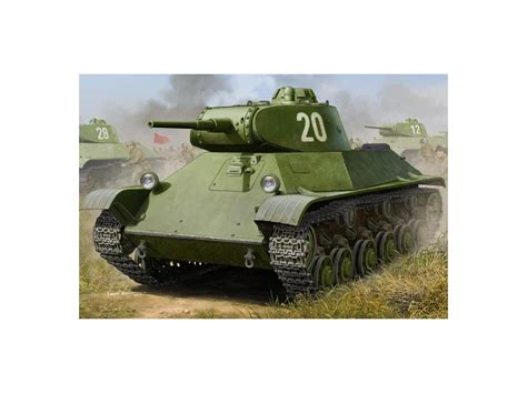 Hobby Boss maquette militaire 83827 T-50 Russian Tank 1/35