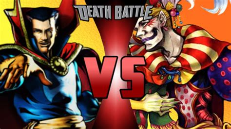 Doctor Strange vs Kefka Palazzo | Death Battle Fanon Wiki