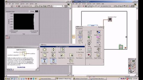 Basic Data Acquisition using LabView - YouTube