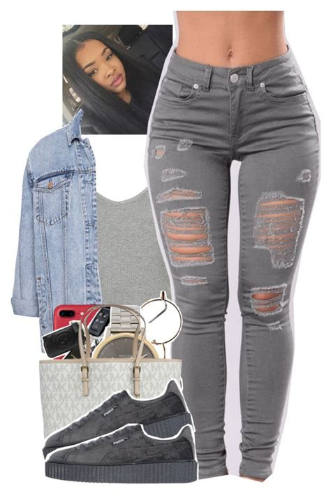 Untitled #2142 in 2020 | Swag outfits, Puma outfit, Cute