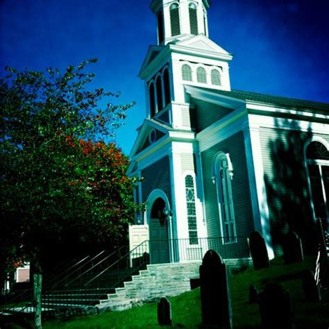 Old church | Historic Concord, MA | Wonders of the world