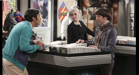 Who Is Writer Claire on Big Bang Theory?