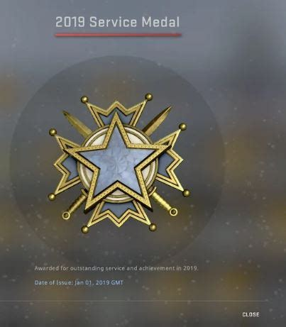 How to redeem a service medal in csgo? – My Gaming Lounge