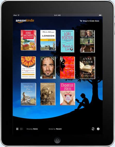 Kindle iPad App Review and Video Review