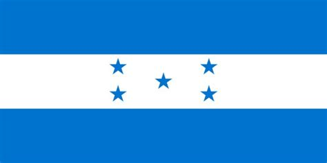 Honduras Flag - Free Pictures of National Country Flags