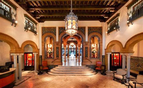 Hotel Review: Alfonso XIII in Seville, Spain - The New