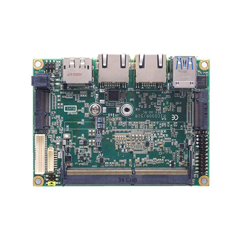 Axiomtek Introduces Powerful, Scalable Pico-ITX SBC for