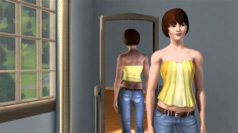 Sims 3 Town Life Stuff Clothing, Hairstyles | Stadt