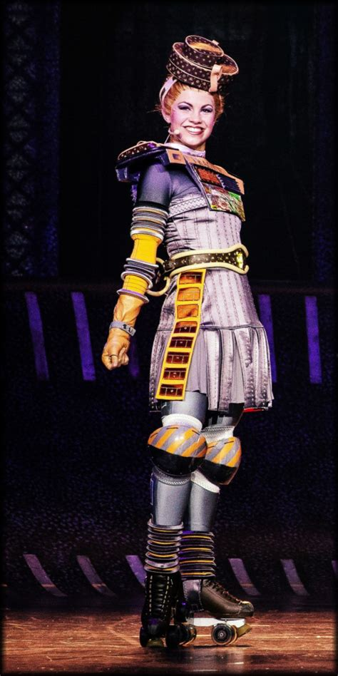 Carrie the Luggage Van | Starlight Express the Musical