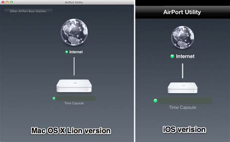 Web Warp Blog: Apple AirPort Remote Access