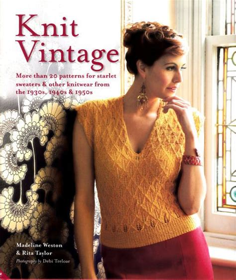 Knit Vintage – Madeline Weston & Rita Taylor – Hacked By