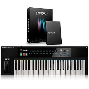 Native Instruments KOMPLETE KONTROL S49 Keyboard