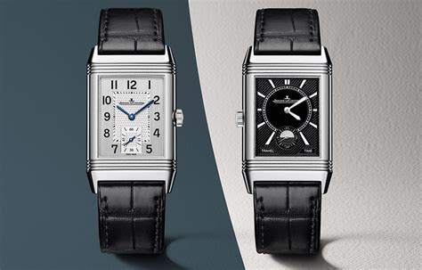 JAEGER-LECOULTRE – REVERSO CLASSIC DUOFACE SMALL SECOND