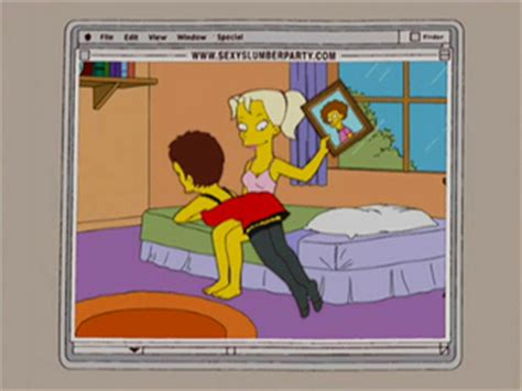 TVShow Time - The Simpsons S16E20 - Home Away from Homer