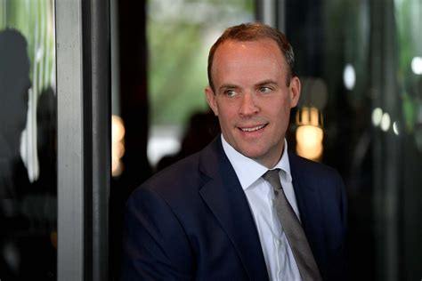 Brussels chiefs 'branded Dominic Raab turnip over his