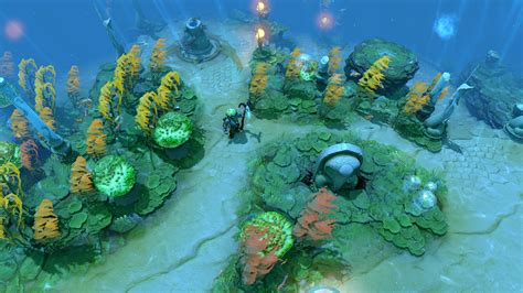 The International 7 Ditches Dota 2's Confusing Underwater