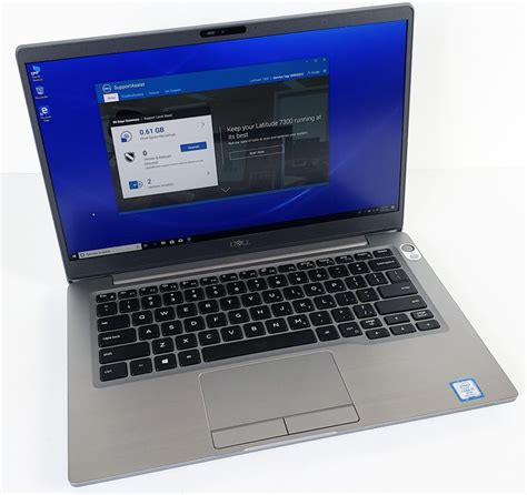 Dell Latitude 7300 Review A Platform for Conference Room