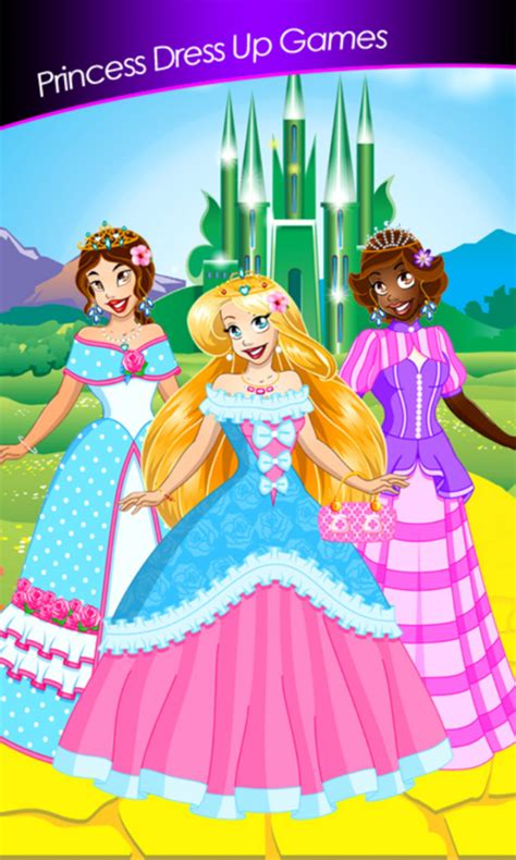 Free Princess Dress Up Games Free APK Download For Android