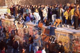 From the Monitor archives: After the fall of the Berlin