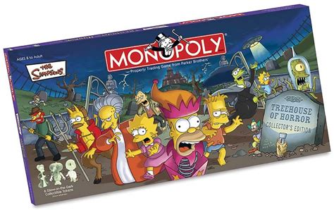Simpsons Monopoly - THOH Collector's Edition