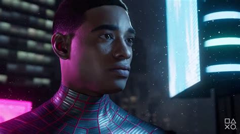 Marvel's Spider-Man: Miles Morales Announced for PS5